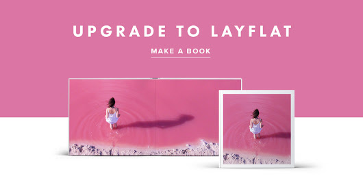 Blurb Photo books with Layflat layout!