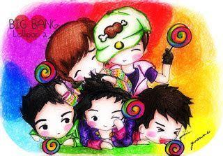 BigBang Is Vip: Lirik Bigbang Lollipop 2 With English Indo