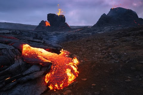 Stunning Documentary Shows the Birth of a Volcano in Iceland