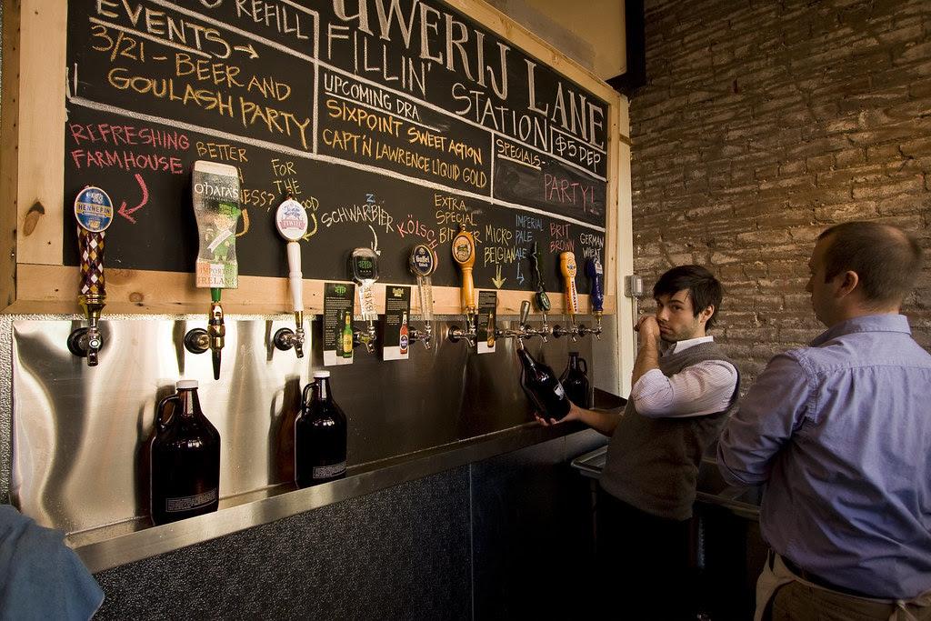 Brouwerij Lane opening