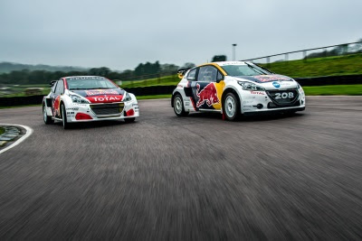The New Peugeot 208 WRX To Break Cover In Barcelona - Conceptcarz.com