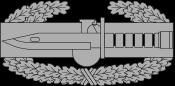Combat Action Badge.<span class=