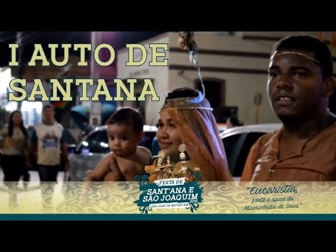 I AUTO DE SANT'ANA E SÃO JOAQUIM