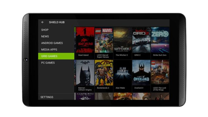 NVIDIA SHIELD Tablet (Wi-Fi)