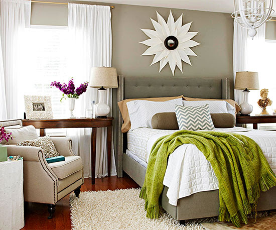 Budget Bedroom Decorating