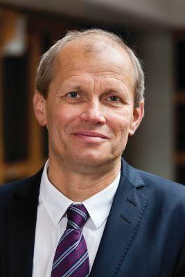 Torgny Holmgren, Executive Director, Stockholm International Water Institute (SIWI) - BalancingGreen & Grey this World Water Day