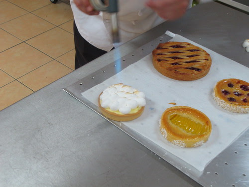 A fun day in Academy of Pastry Arts, Malaysia (Sweet Tarts)-