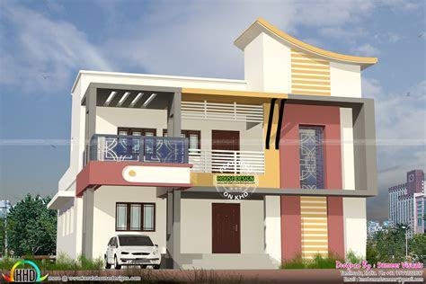 tamilnadu model house  homes floor plans modern