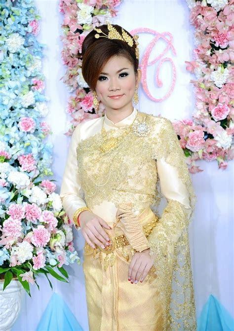 Cambodia wedding dress   Cambodia brides   Pinterest