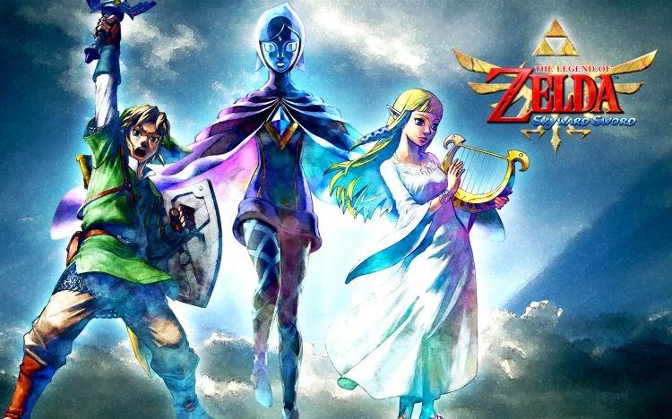 Desktop Background: Telecharger Fond D'ecran Zelda