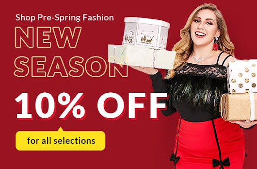DressLily Christmas Surprise Gift Up to 75% Off