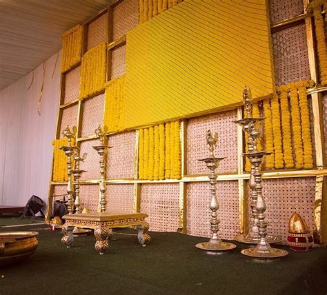 Quirky Haldi Decor Ideas To Steal From Real Weddings