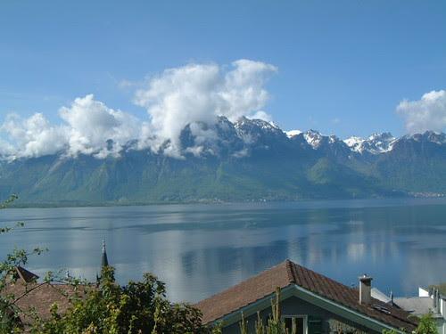 Montreux Switzerland Spring 2003