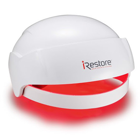 iRestore Laser Hair Growth Accelerating System - Hair Wizard