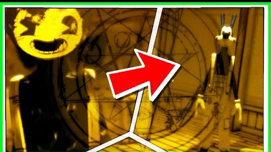 bendy and the ink machine lore