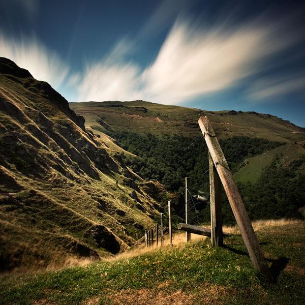Estérençuby (Pays Basque)paysage montagne photographie