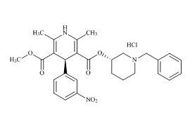 (+)-alfa-Benidipine HCl ((S,S)-Benidipine HCl)