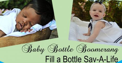 Baby Bottle Boomerang | Campaign Page
