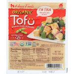 House Foods: Organic Firm Tofu, 14 Oz
