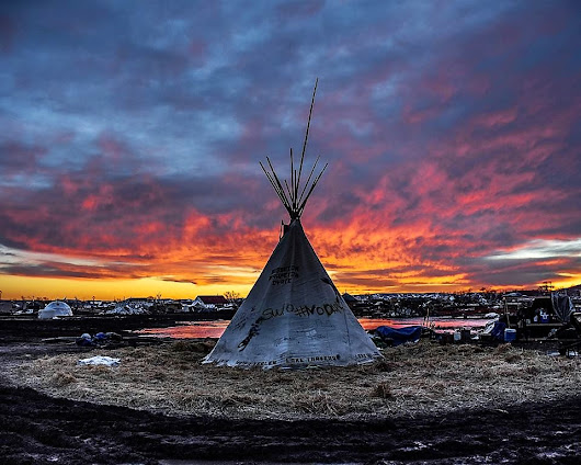 Ryan Vizzions' Iconic Beauty of Standing Rock | WilderUtopia.com