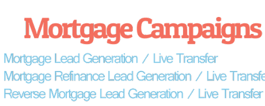 Mortgage Survey | Leads Generation | Live Transfer Campaign