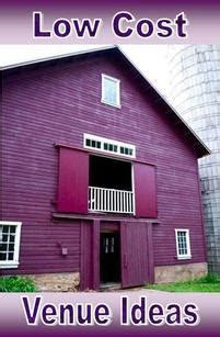 Michigan barns that can be rented for wedding receptions