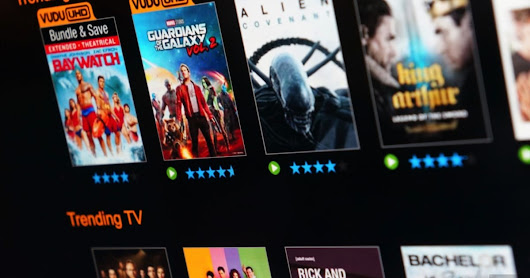 Vudu movie streaming comes to Apple TV on August 22nd
