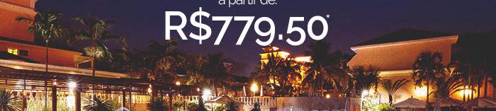 Dia das mães de 11 a 13/05. Reserve o fim de semana de Dia das Mães e ganhe uma massagem no Aflora Spa! a partir de: R$779.50* confira o pacote