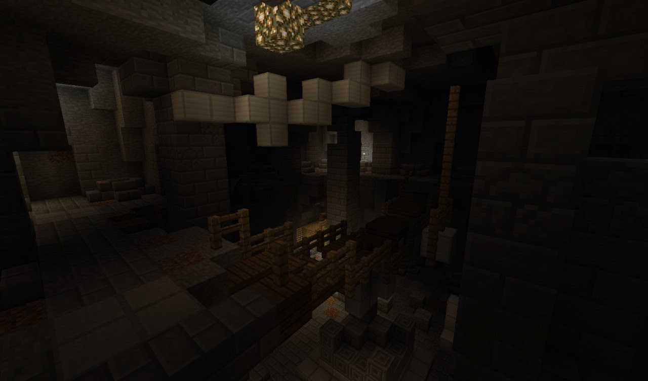 Minecraft Dungeon Schematics - Gambleh nn
