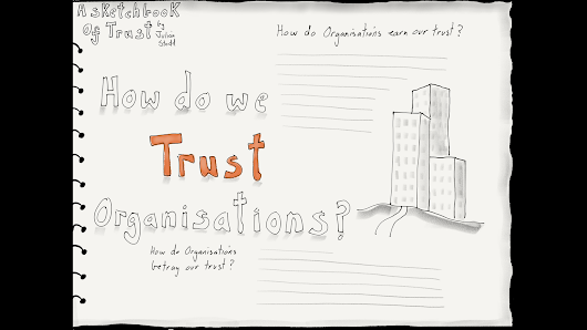 The Trust Sketchbook: a reflective space to explore