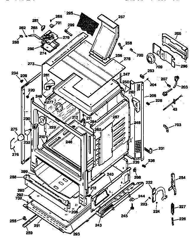 30 Ge Stove Wiring Diagram