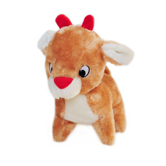 Zippypaws Christmas Specials - Deluxe Plush Reindeer