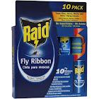 Raid Fly Ribbons - 10 count