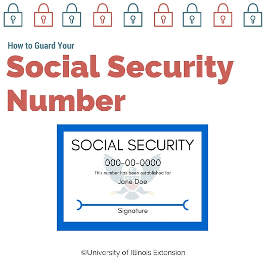 how to know your social security number