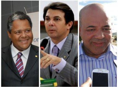 Três deputados federais baianos mudaram de legenda na janela partidária