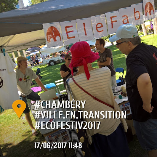 "Chambéry et plus : ""EcoFestiv 2017 (with images, tweets) · SergeMeunier"