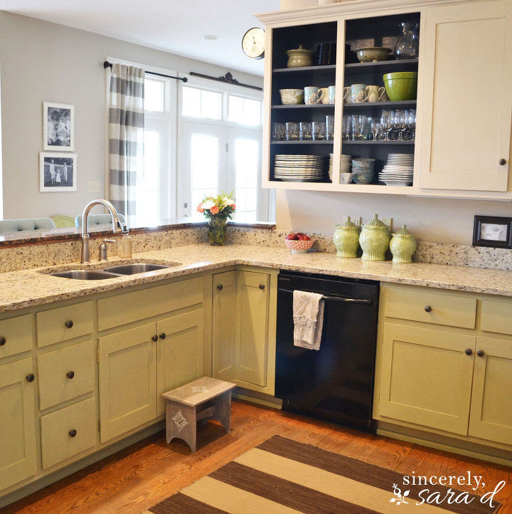 Paint Kitchen Cabinets With Chalk Paint | Hometalk