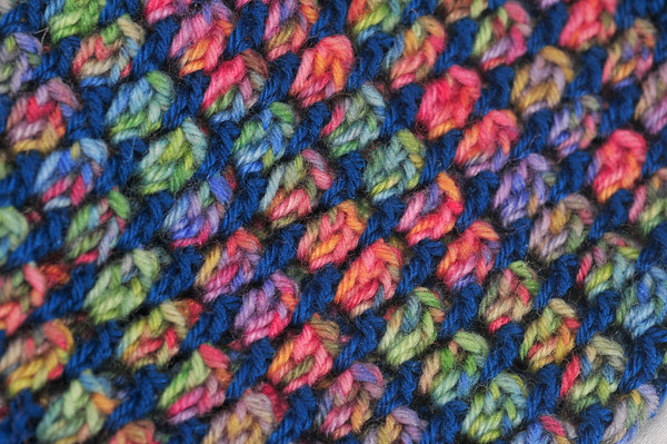 Regia Mosaik sock