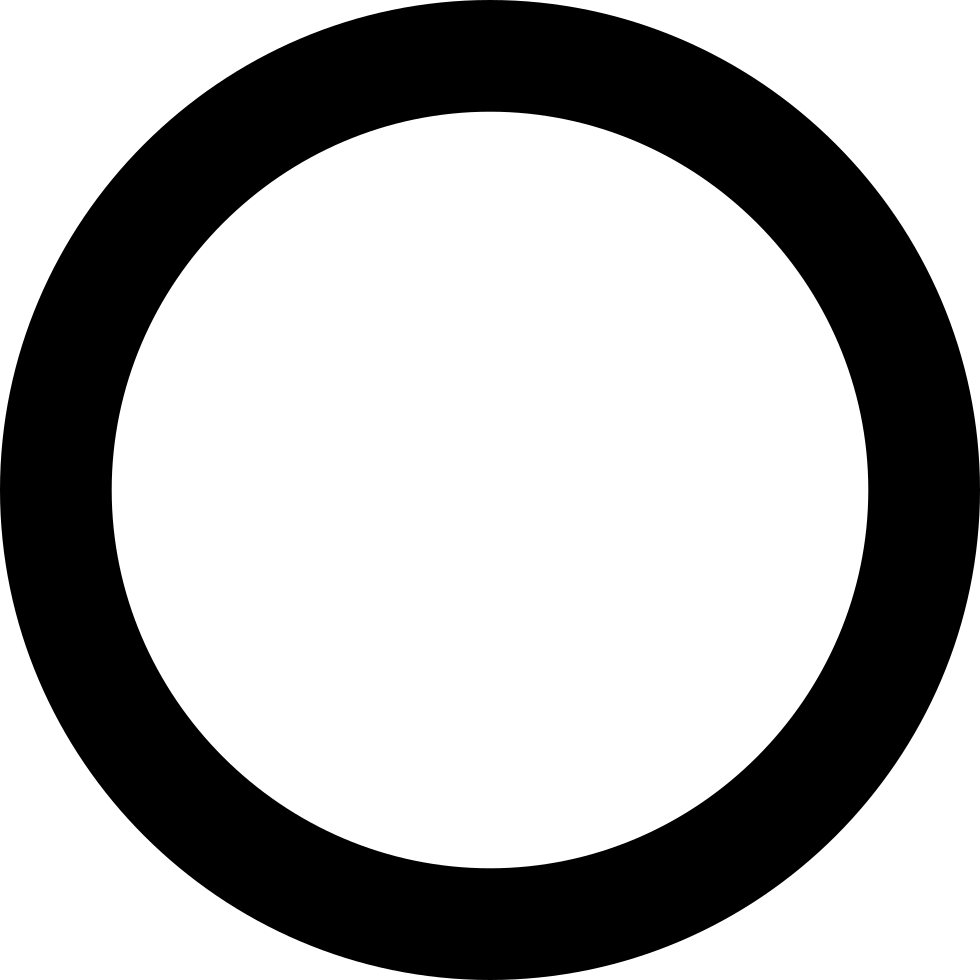 Circle Shape Svg Png Icon Free Download (#32920 ...
