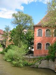 Rueckseite Schloss Geyerswörth