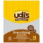 Everything Inside Bagel (Case of 8) by Udi's Gluten Free
