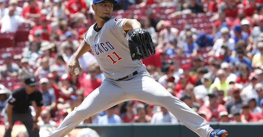 Cubs 6, Reds 1: Home runs and dominant Darvish
