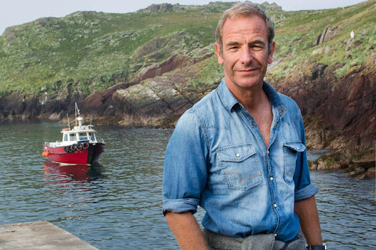 Greenland - TV's Robson writes about his adventures filming ITV's Tales From the Coast