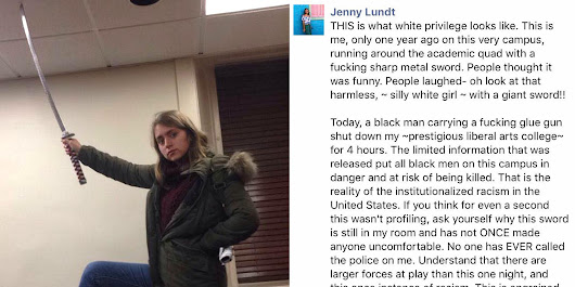 This student's message about white privilege is the most important thing you'll read today