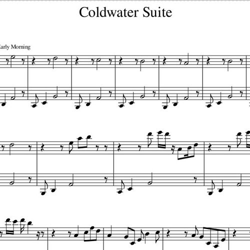 Coldwater Suite by James Deagle
