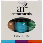 Artnaturals Serum Trio Set