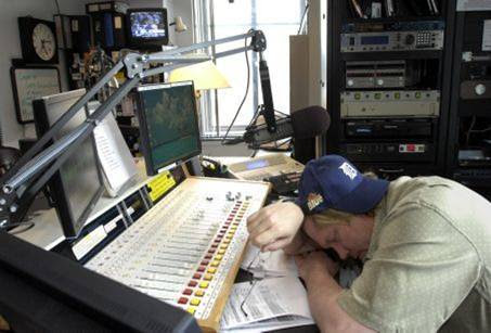 Is 'Radio Broadcaster' Really the Worst Job of the Year?