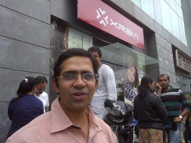Himanshu 9823195710 Broker & Pune real estate investors at XRBIA Booking Venue  ICC Trade Towers, Senapati Bapat Road, Pune 411016
