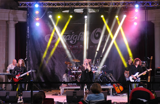 Straight On (Heart Tribute), Bringing Benatar (Pat Benatar Tribute) & Gold Dust Woman (A Tribute To Stevie Nicks) at River Rock At The AMP!