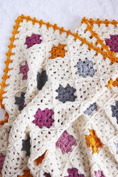 Crochet Kit - Sweet Granny Baby Blanket